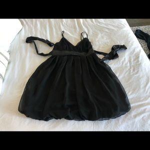 Little black fairy dress